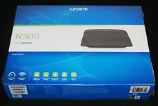 Linksys E1200 300 Mbps 4-Port 10/100 Wireless N Router-Brand New Sealed Packing