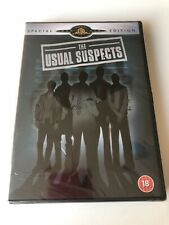The Usual Suspects (DVD) - NEW & SEALED