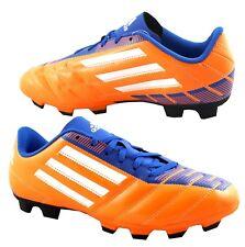 ADIDAS Taqueiro FG Herren Fußballschuhe M22214 Nocken orange/blau 44 2/3 (44,5)