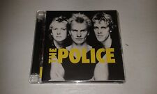THE POLICE 2CD SET INC ROXANNE SO LONELY WALKING ON THE MOON  INVISIBLE SUN ETC.