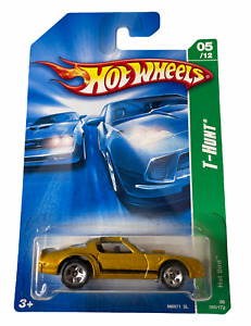 Hot Wheels Hot Bird - Treasure Hunt GOLD - Combined Postage Available
