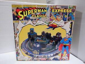 Schylling Superman Express Classic w/ Original Box 011321MGL4