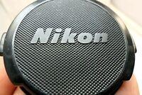 Nikon 52mm Lens Front Cap Black EOM  for Nikkor 50mm f1.8 lens Free Shipping USA