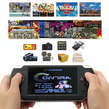 "32 bit 4.3"" Game Console PSP Street 4GB 100 Retro Handheld Video Games TV Audio"