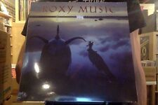Roxy Music Avalon LP sealed vinyl RE reissue