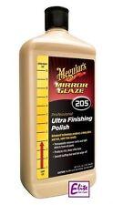 Meguiars M205 Ultra acabado polaco - 946ml 32oz Botella-para la luz los defectos