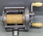 Vintage Bronson J.A.Coxe 10 C Fishing Reel (S9)