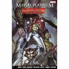 Marvel Platinum: The Definitive Guardians of the Galaxy by Panini Publishing Lt…