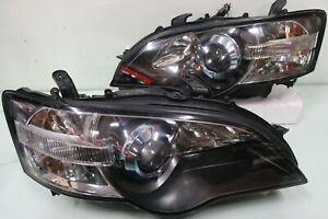 JDM Subaru Liberty BPE BP5 BL5 Outback Legacy HID Headlight Lamp 2003-2006 BP BL