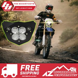 BAJA DESIGNS LED Headlight Kit For XL Pro, Yamaha WR250F (15-21) WR450F (12-21)