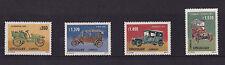 Uruguay - 1991 Old Cars - U/M - SG 2053-2056