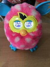 Furby Boom 2012 Pink With White Polka Dots Tested Working
