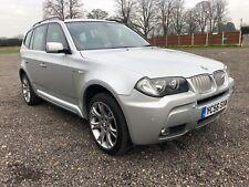 2006 (56) BMW X3 3.0sd M Sport Auto Diesel 5 Day No Reserve Auction