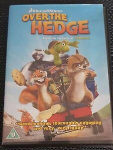 Over The Hedge - Dreamworks from the creators of Shrek. Region 2 DVD