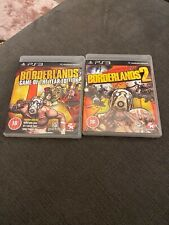 Ps3 borderlands 1 and 2
