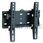 Tilt TV Monitor LCD LED Wall Mount Bracket 22 23 24 26 27 28 29 32 37 39 40 42