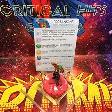 Marvel Heroclix Doc Samson 012 Civil War Nm!