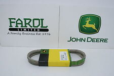 Genuine JOHN DEERE Cinghia trapezoidale AMT1306 180A 220A camminare dietro tosaerba a verdi