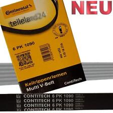 NEU Continental Keilrippenriemen 6PK1090  FIAT SEAT SKODA VW AUDI