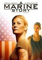DREYA WEBER/PARIS PICKARD/CHRISTINE MOURAD - A MARINE STORY  DVD NEUWARE