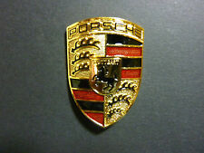 Original Porsche-Fahrrad Wappen (Messing) 997 993 911 991