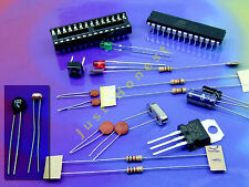 ATMEGA328 - PU - ARDUINO UNO KIT mit 5V Spannungsstabilisator + 2 SENSOREN #A453