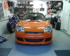 PORSCHE GEMBALLA FRONT BUMPER 996 TURBO 01-05 AND 02-04 CARRERA COUPE AND CAB