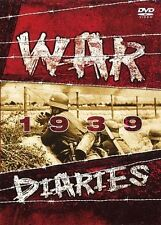 War Diaries - 1939 DVD Documentary *All Regions*