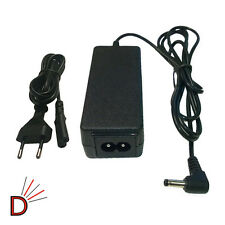 Ac Adaptador Power 40w Para Hp Compaq Mini 110 210 700 Cq10 + Cable De Red del cable de la UE