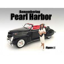 REMEMBERING PEARL HARBOR FIGURE II FOR 1:24 SCALE MODELS AMERICAN DIORAMA 77473