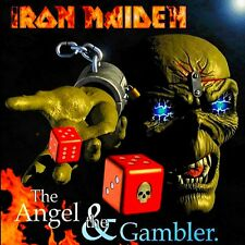 Iron Maiden-The Angel & The Gambler 1 EP Vinyl LP Heavy Metal Sticker or Magnet