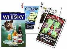 The Art Whisky Lot de 52 cartes à jouer + Jokers ( Gib )