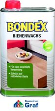 Bondex Beeswax COLORLESS 0,5 L, Furniture Wax to Care and Finishing