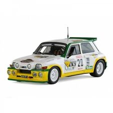SOLIDO S1850001 RENAULT Maxi 5 Turbo Rally of Garrigues 1986 1/18