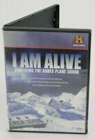 I Am Alive: Surviving the Andes Plane Crash DVD History Channel