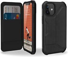 UAG Metropolis iPhone 12 Mini Case 5.4-inch Flip Folio Cover Leather Protective