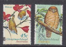 Christmas Islands 1996 Christmas set fine used