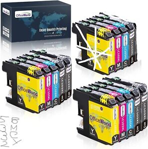 OfficeWorld Compatible Ink Cartridge Replacement for Brother LC103 XL