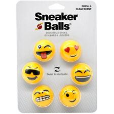 Кроссовки шарики 6-Pack Emoji обуви освежитель