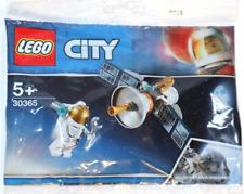 LEGO POLYBAG NASA ASTRONAUT MINIFIG CITY TOWN SPACE PORT SATELLITE 30365