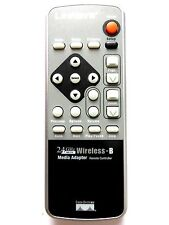 LINKSYS WIRELESS MEDIA ADAPTER REMOTE CONTROL for WMA11B-R