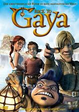 BACK TO GAYA - Zeichentrick *DVD - NEU & OVP