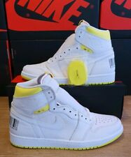 Nike Air Jordan 1 Haute First Class Flight UK 9.5 US 10.5 Eu 44.5 555088 170 (1)