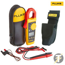 Fluke 325 True RMS Digital Clamp Meter with C23 Carry Case & Free H3 Holster