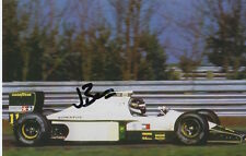 JULIAN BAILEY HAND SIGNED 6X4 PHOTO LOTUS FORMULA 1 AUTOGRAPH 2.