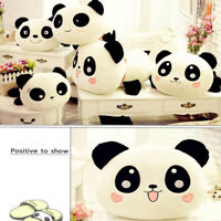 Cute Plush Doll Toy Stuffed Animal Panda Soft Pillow Cushion Bolster Gift 20cm