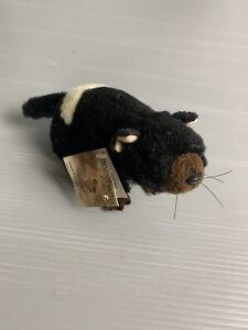 """Bocchetta Plush Toy Tasmanian Devil Stuffed Toy 15cm 6"""" With Tag"""