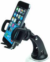 Universal Windshield In Car Mount Holder Cradle For iPhone 7 Plus 7 6 5C 5S 6S