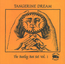 Tangerine Dream : The Bootleg Box Set - Volume 1 CD (2012) ***NEW***