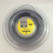 Kelist Power Control Rough 1.25mm 200m Reel Grey Color Tennis Strings